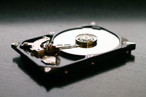disque dur non reconnu